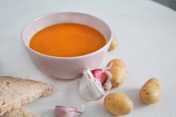 How to make a pumpkin soup