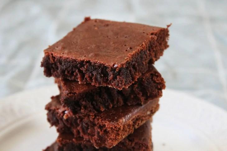 Como hacer brownies fácil
