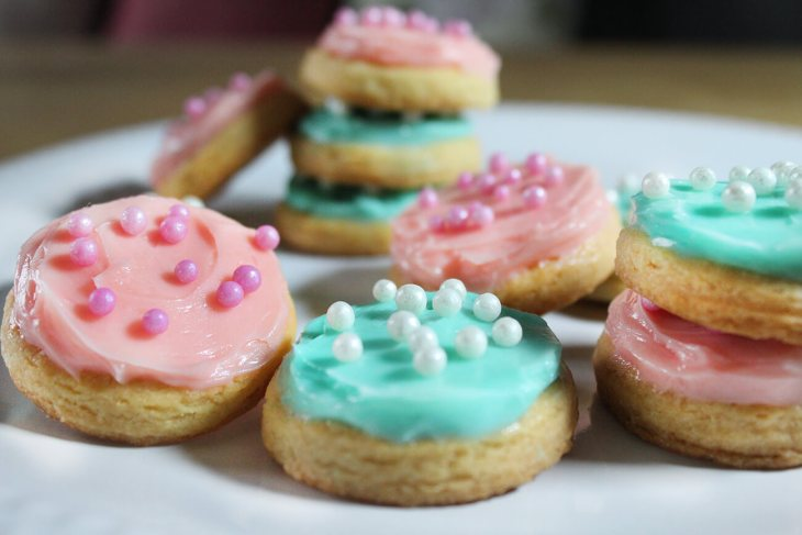 Galletas de azucar caseras