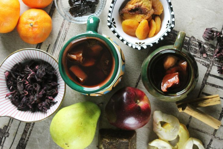 How to make mexican christmas punch