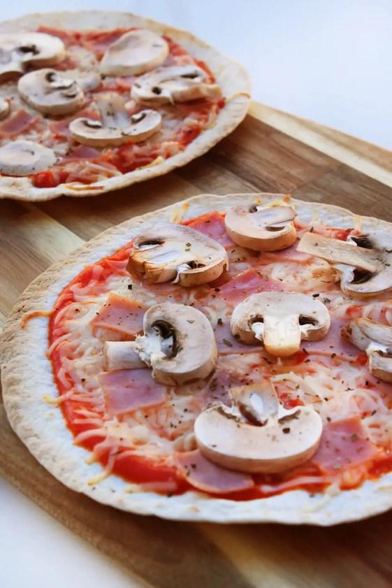 The ultimate pizzadilla