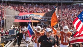 Texas vs OU
