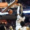 Another dunk by Donavan Williams-