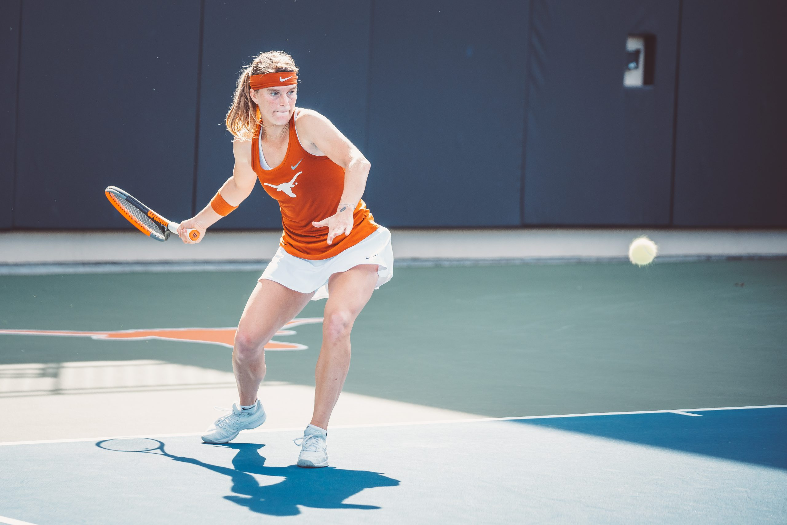 Bianca Turati Texas Longhorns Women's Tennis