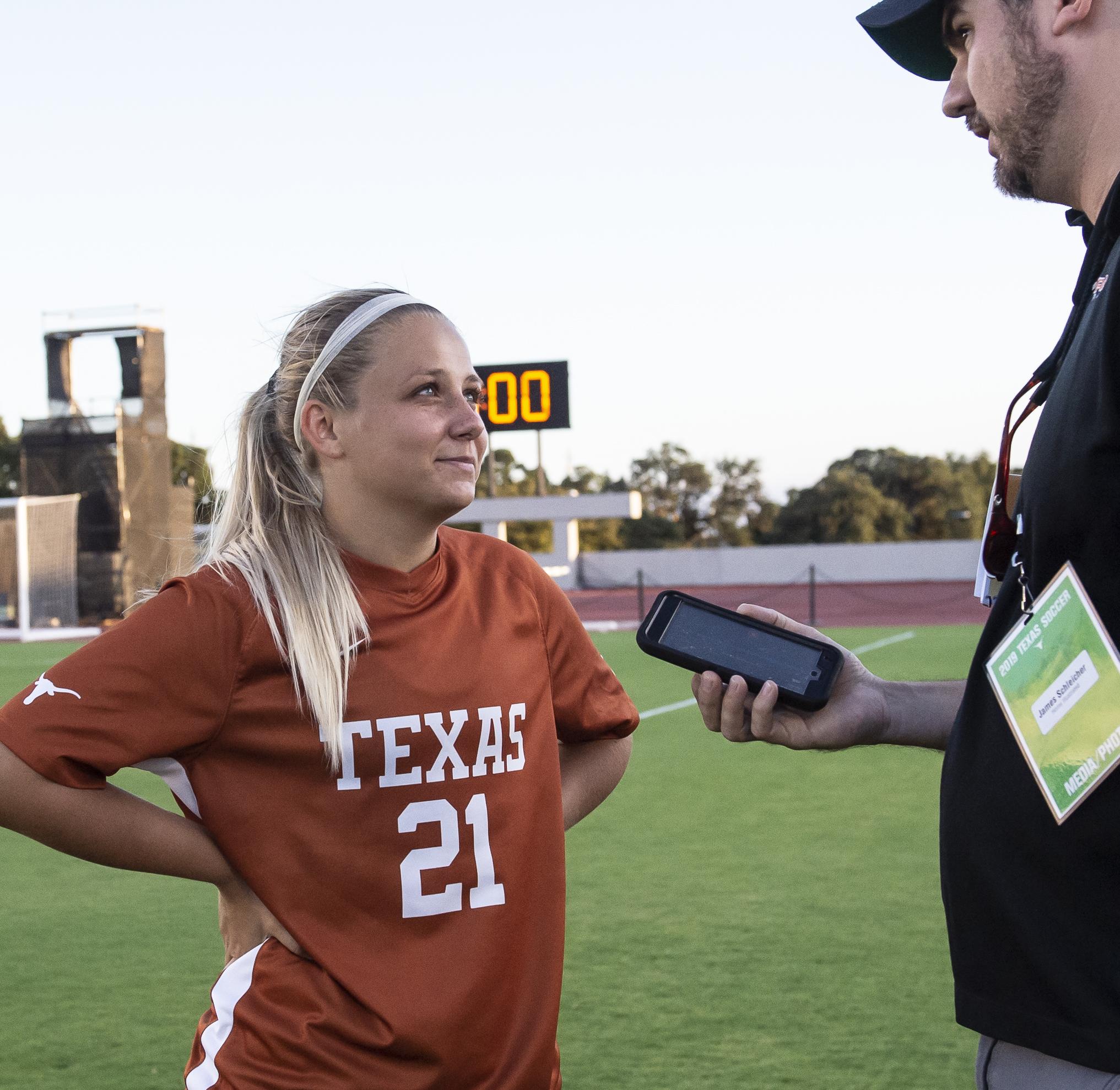Texas Longhorns Soccer