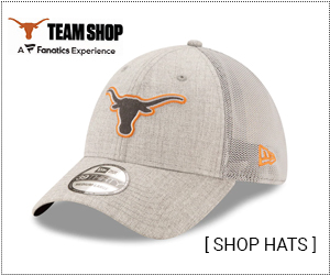 Texas Longhorns Official Hats