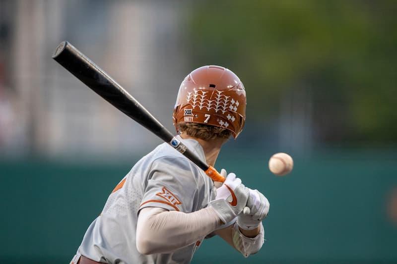 Texas Outfielder No. 7 Douglas Hodo III