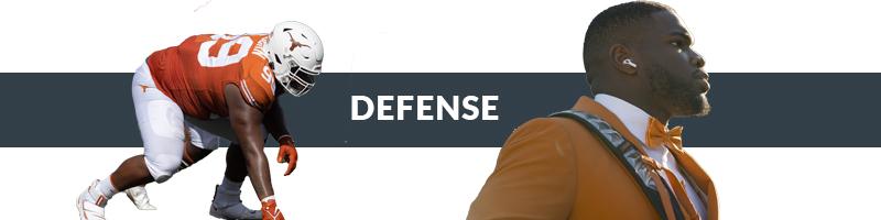 Texas Defense Banner