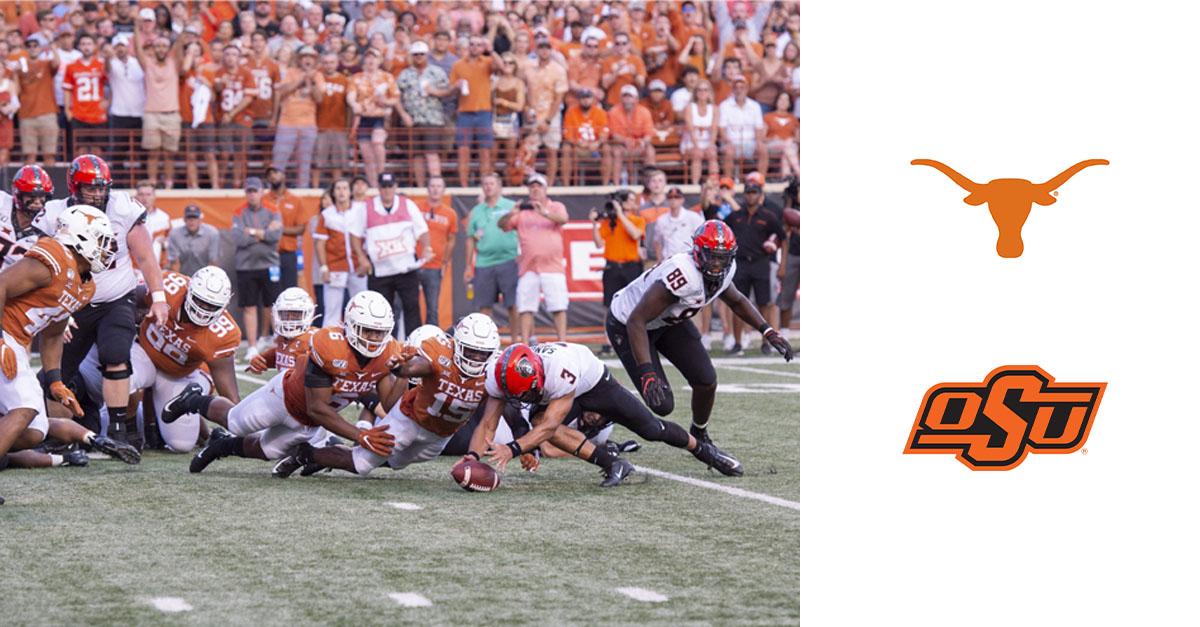 Texas vs OSU