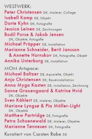 Westwerk - hamburg - participants - exhibition - Tsunami