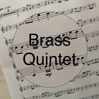 Music - Brass Quintet