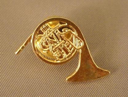 Horn Pin