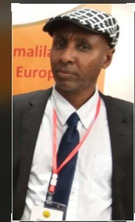 Mr. Abdillahi A Heef, former SSE Chairman