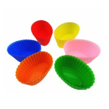 NZ-0267 Silicone Single Oval Muffin Cups.3