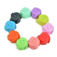 NZ-0318 Silicone Small Rose Cups.5
