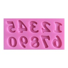 NZ-0298 Silicone Numbers Molds