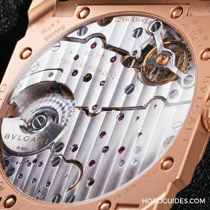 還有什麼腕錶獎沒拿?寶格麗Octo Finissimo超薄自動腕錶