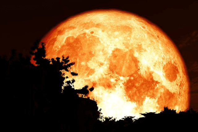 Supermoon in Astrology