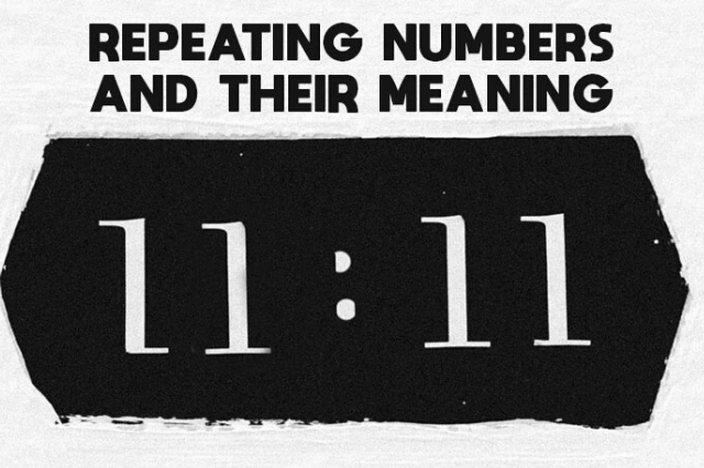 Repeating Numbers in Astrology