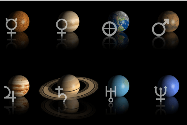 Personal Planets In Astrology