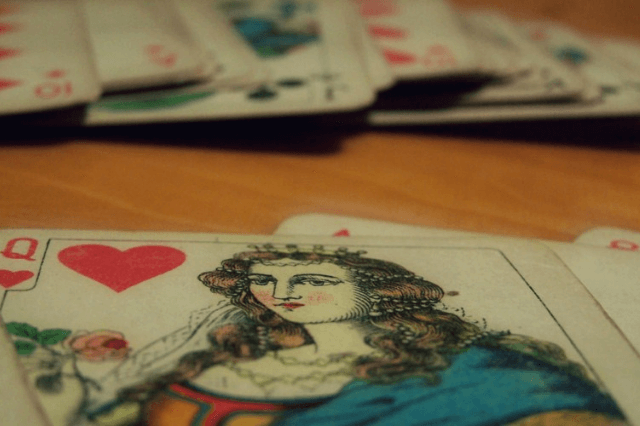 Using Playing Cards For Divination
