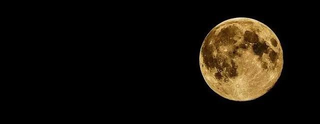 Luna llena horóscopo, astrología, zodiaco