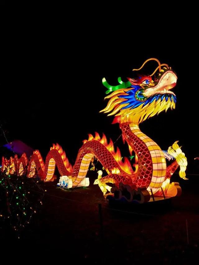 historia del año nuevo chino-origen