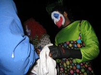 Clowns!? Why did it have to be Clowns??