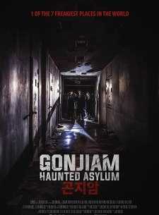 Gonjiam Haunted Asylum (2018) poster