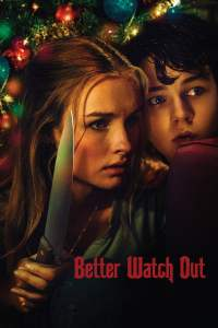 """Poster for the movie """"Better Watch Out"""""""
