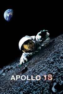 "Poster for the movie ""Apollo 18"""