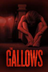 "Poster for the movie ""The Gallows"""