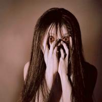 Horror Boom Halloween Treat - Giant Ju-On Gallery, Featuring Kayako Saeki!