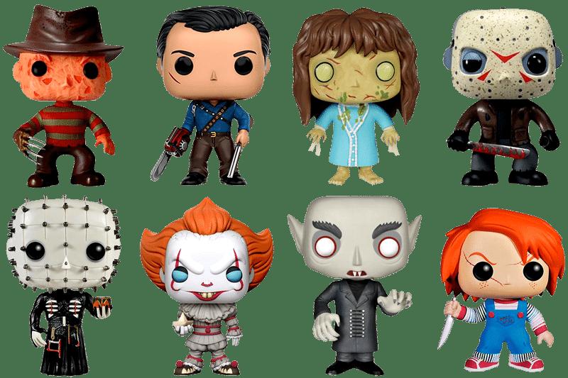 Toys | Horror Expo | Viva o Mundo do Horror | Feira Internacional do gênero Horror para Cinema, TV, Literatura, Games, Música e Cultura Pop