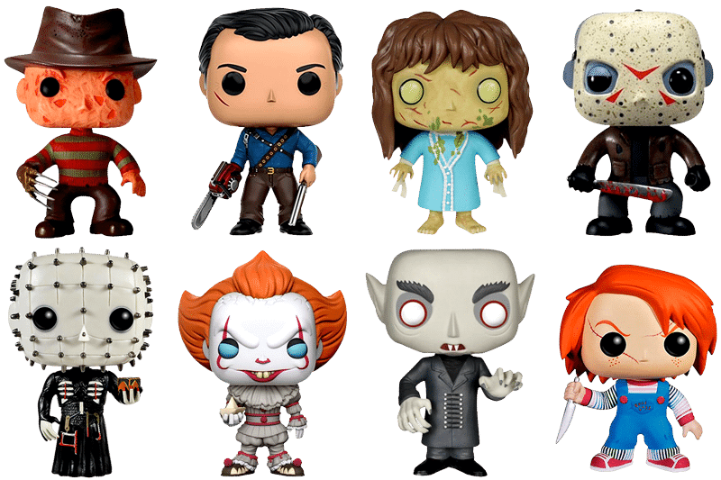 Toys | Horror Expo | Viva o Mundo do Horror | Feira Internacional do gênero Horror para Cinema, TV, Literatura, Games, Música e Cultura Pop