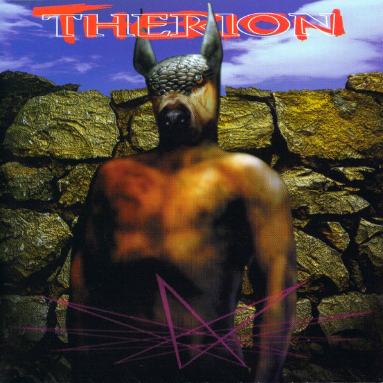 Capa do álbum Theli, do Therion