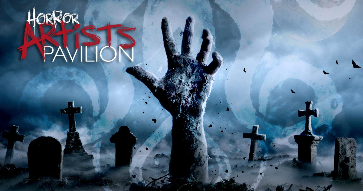 Horror Artists' Pavilion | Horror Expo 2019