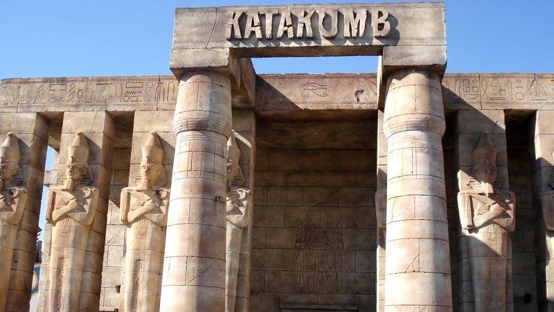 Katakomb | Foto: Divulgação - Indiana Mystery
