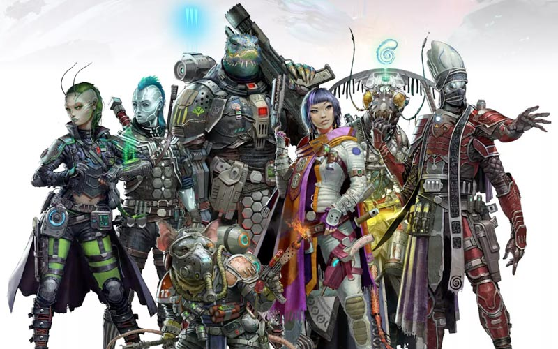 Starfinder | Imagem: Editora New Order