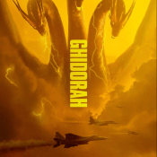 Up close with Ghidorah in 'King of the Monsters'