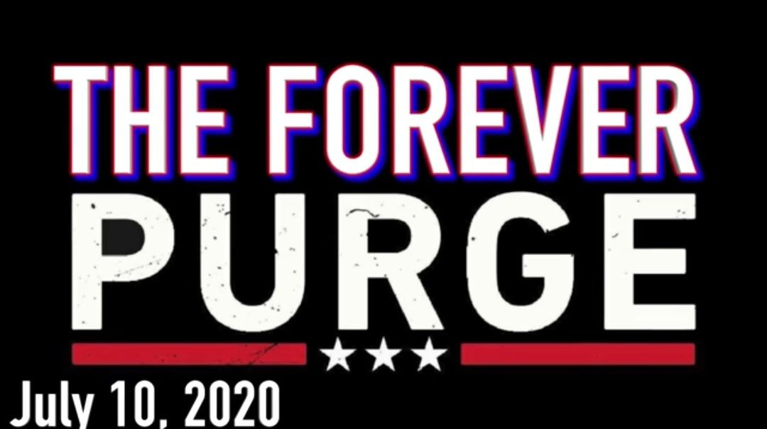 The Forever Purge 2020