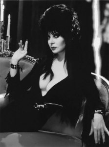 The hottest Elvira Pictures