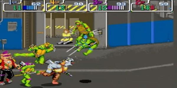 TMNT Arcade 1989