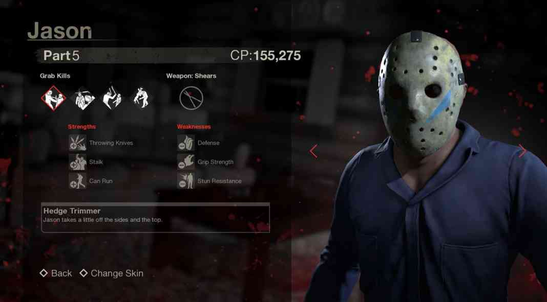 Roy Burns Friday the 13th The Game