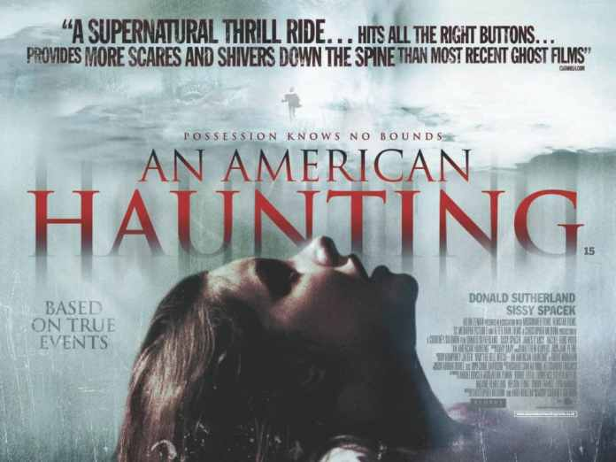 an american haunting poster 1