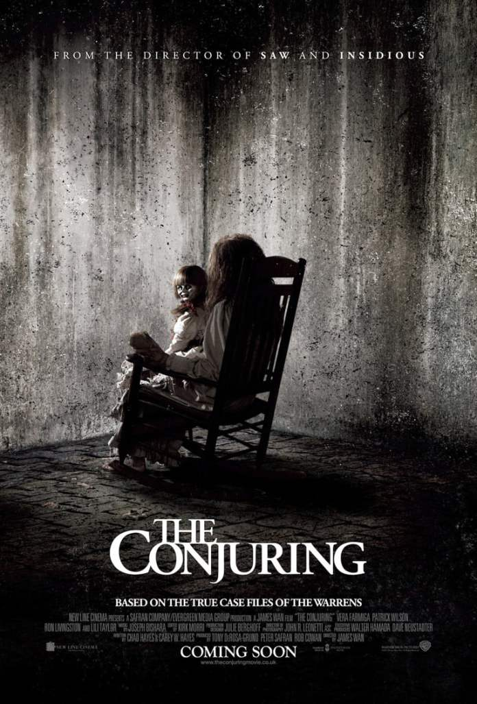 conjuring poster 2