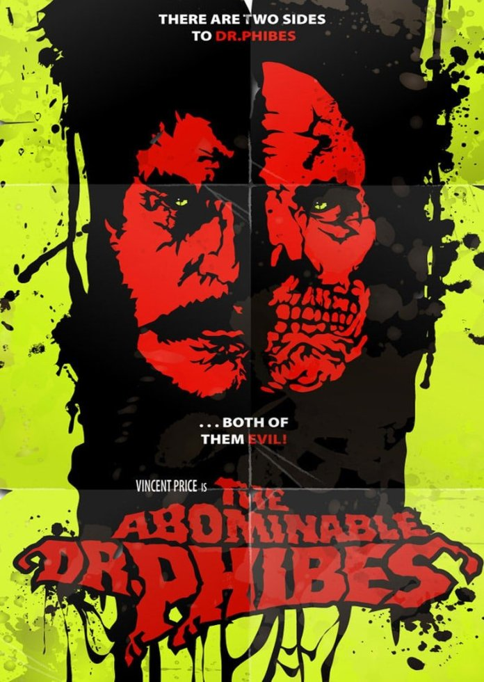 abominable dr phibes poster 3