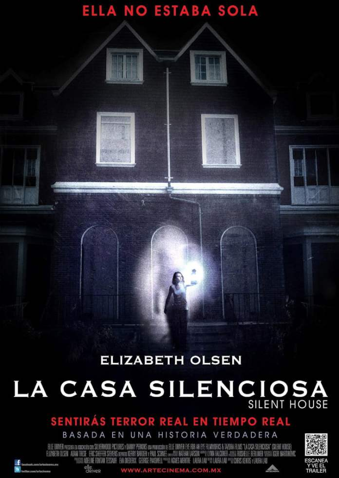 silent house poster 2