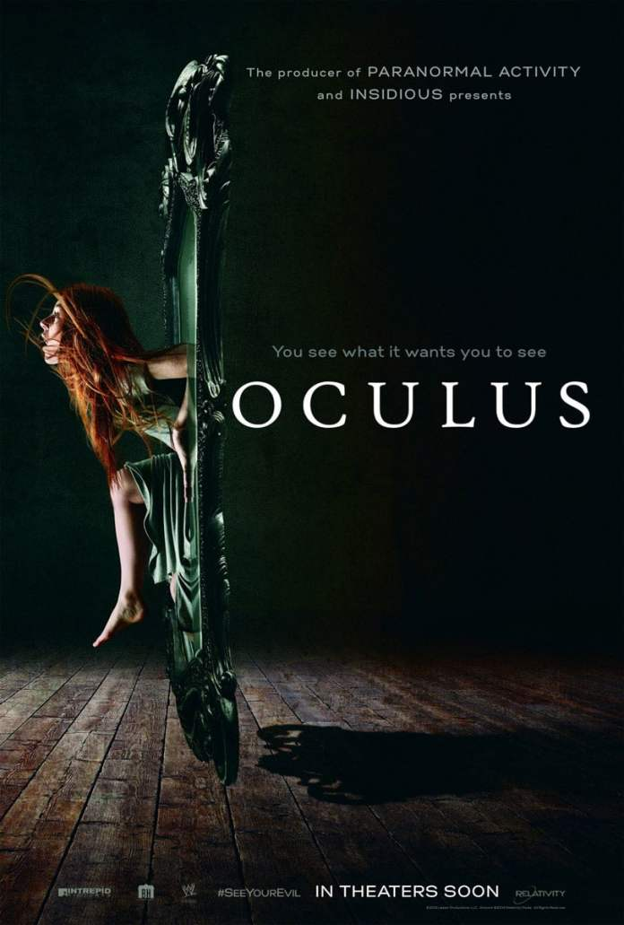 Oculus 2013 Movie Poster