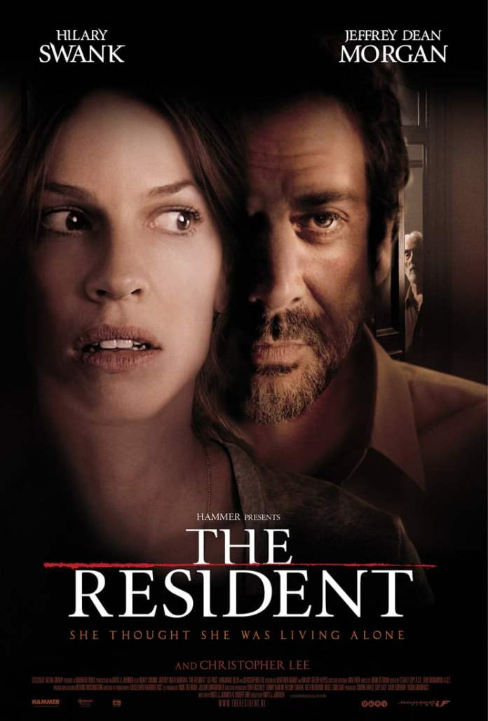 the resident 2011 poster 2